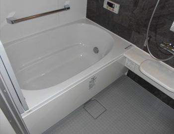 苫小牧市のお風呂(ユニットバス)施工事例
